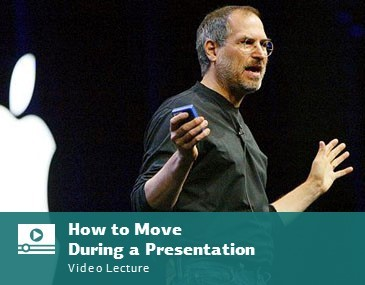 How to Move During a Presentation