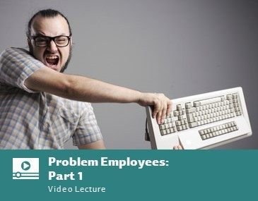 Problem Employees. Part 1. Relationships